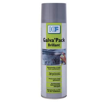 KF - BOMBE GALVA'PACK BRILLANT 500 ML - 6342