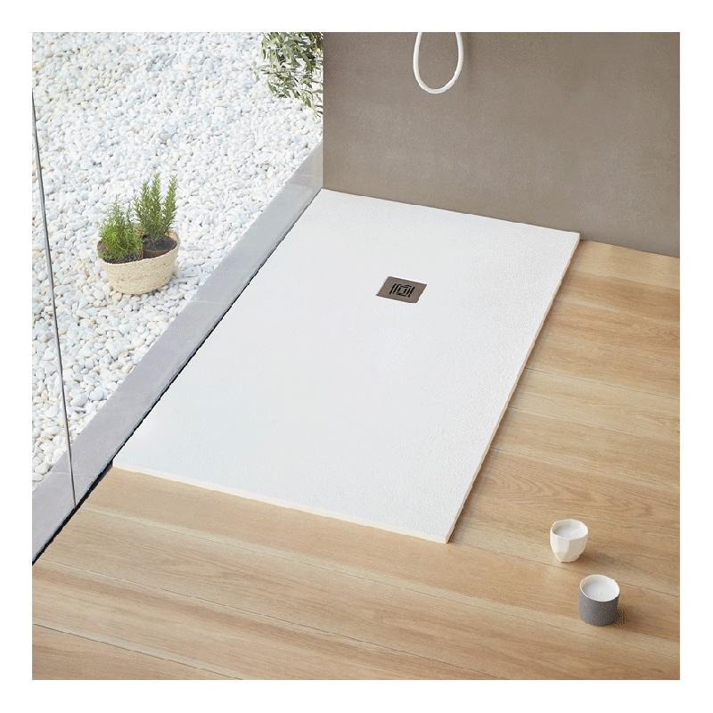 Receveur De Douche 120x90 Cm Practic En Acrylique Sanita Comparer