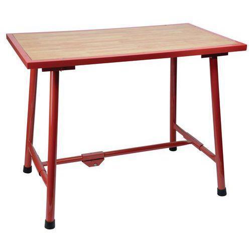 Table de travail en bois tous les fournisseurs de table for Table de travail bois