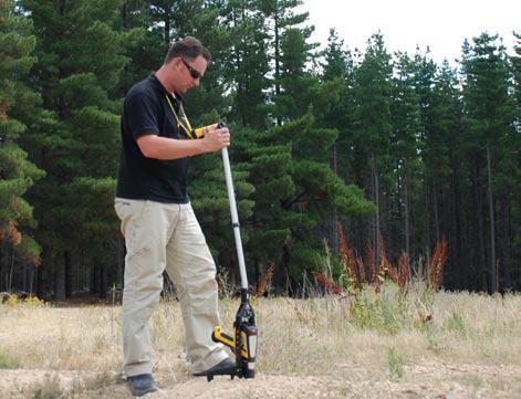 Analyseur de fluorescence x delta 6000 pour exploration minière