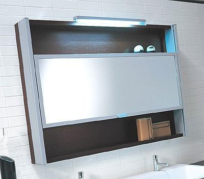 armoire de toilette avec miroir. Black Bedroom Furniture Sets. Home Design Ideas