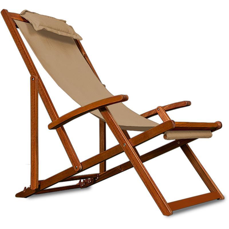 Chaise Longue En Polyester