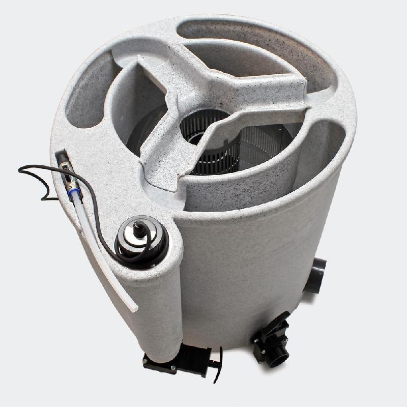 Eazy pod air complete 10000l/h 20m³ clarificateur uv intégré 18w 4216142