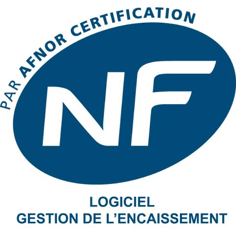 Logiciel d'encaissement et de gestion nc-retail nf525
