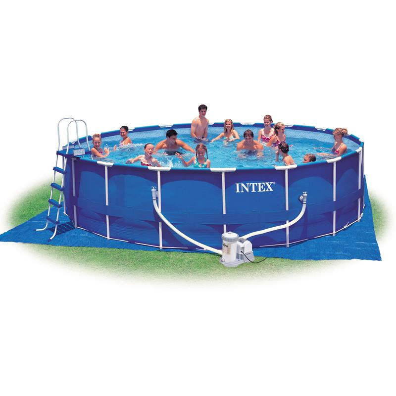Piscines intex achat vente de piscines intex for Piscine carree intex