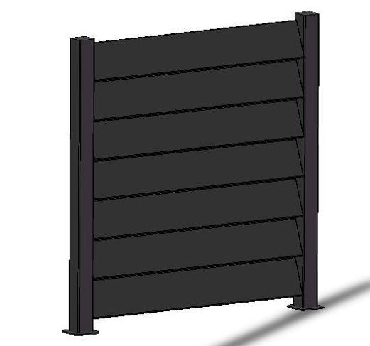 poubelle exterieur design. Black Bedroom Furniture Sets. Home Design Ideas
