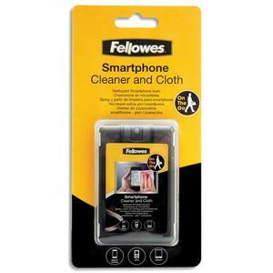 fellowes nettoyant pour smartphone chamoisine 9910601. Black Bedroom Furniture Sets. Home Design Ideas