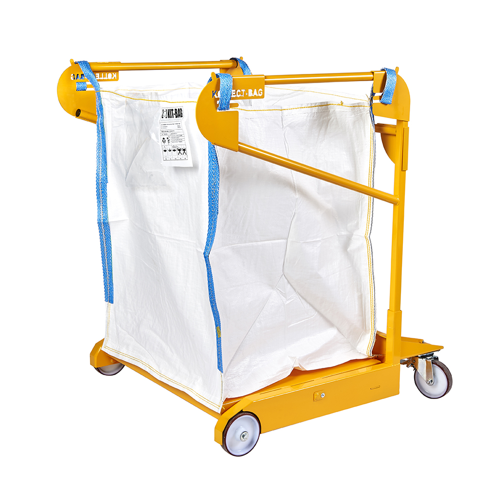 CHARIOT DE TRANSPORT POUR BIG-BAG (KOLLECT-BAG®)