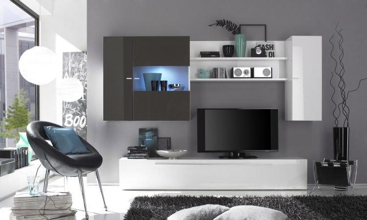 inside75 produits de la categorie meuble tele. Black Bedroom Furniture Sets. Home Design Ideas