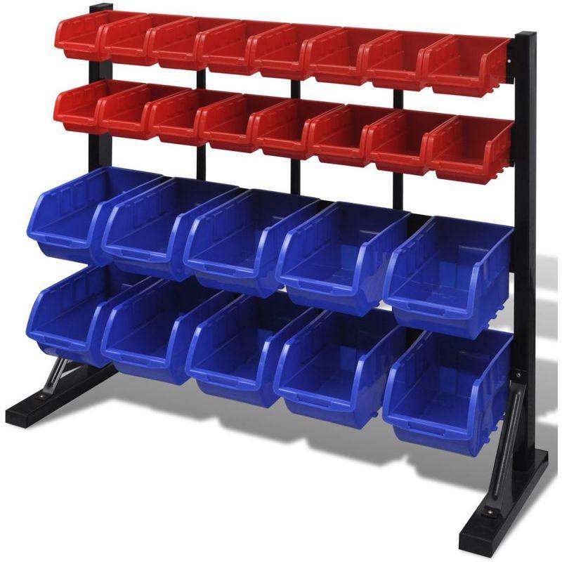bac de rangement industriel achat vente bac de rangement industriel au meilleur prix hellopro. Black Bedroom Furniture Sets. Home Design Ideas