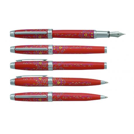 parure de mini stylos bille et plume enzo varini collection comparer les prix de parure de mini. Black Bedroom Furniture Sets. Home Design Ideas