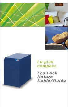 Chauffage Eco Pack Natura Fluide Fluide