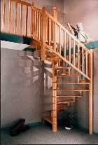 escalier en bois escadirect. Black Bedroom Furniture Sets. Home Design Ideas