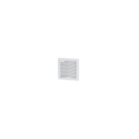 Nsiwem Grille de Ventilation 35mm Grille Da/ération Trou Inox Placard Grille d/évacuation Ventilation Fond Rond en Maille Trou Da/ération 24 pi/èces pour Armoire Meubles Noir et Blanc