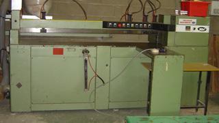 Machine de polissage diamant
