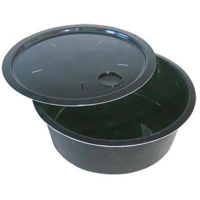 bassin plastique rond d shumidificateur lectrique efficace. Black Bedroom Furniture Sets. Home Design Ideas