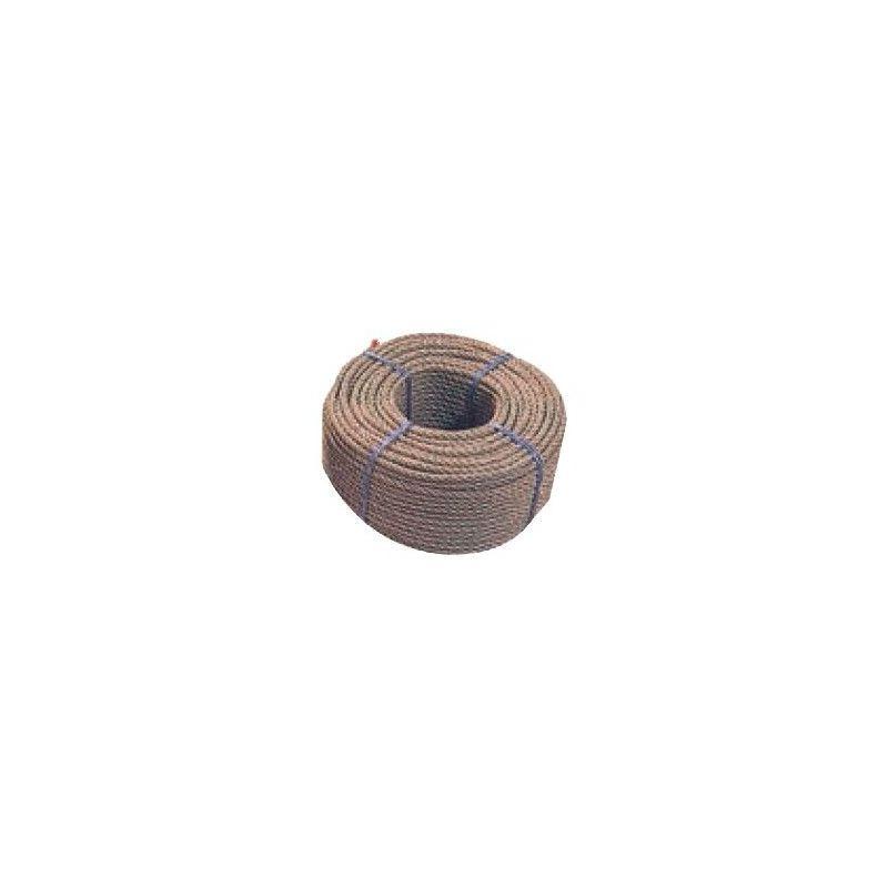 30 m 20 10 25 30 40 ou 45 mm Corde de jute 100 /% naturelle 35 15 Diam/ètre de 5