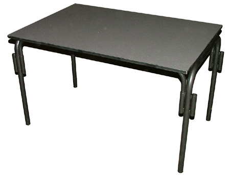 Table sans fin 120x80 cm for Table 120x80