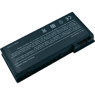 BATTERIE COMPATIBLE 11,1 V 6600 MAH POUR PC PORTABLES HP OMNIBOOK XE3...