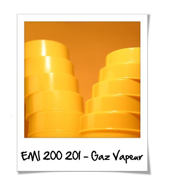 Ruban gamme emi 200 gaz vapeur