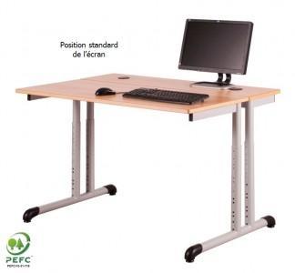 Bureau pour ordinateur tous les fournisseurs bureau for Table informatique