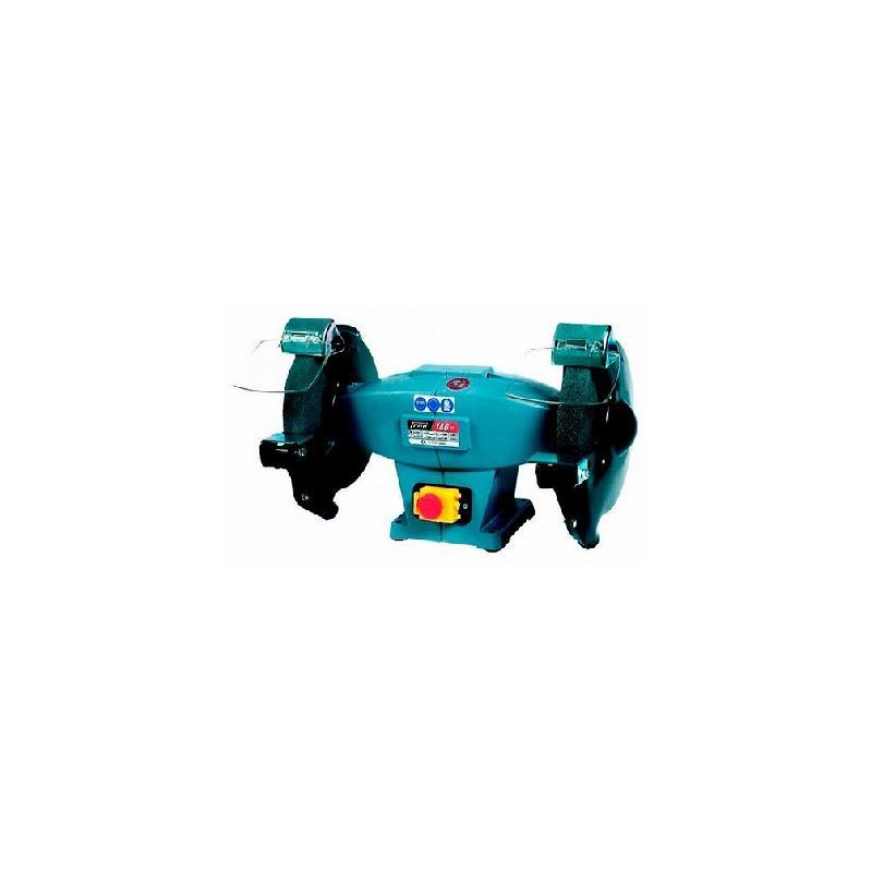 Touret série industrie d. 250 mm - 400v 1500 w - meules comprises - 145/m - femi