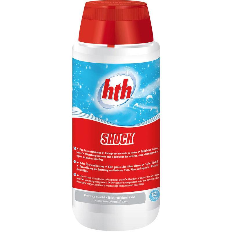 Produits de traitement de piscine comparez les prix pour for Chlore hth piscine