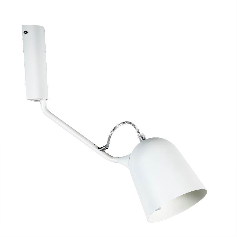 magnetic applique orientable m tal l37cm blanc lo editions design par olivier desbordes. Black Bedroom Furniture Sets. Home Design Ideas
