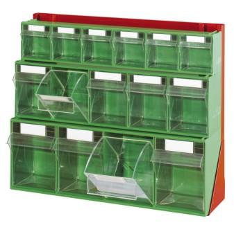 Bacs tiroirs et bacs de rangement tous les fournisseurs - Casier rangement visserie ...