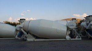 Rheinmix rm 09 camion toupie - capacité 9 cbm