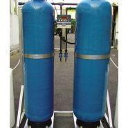 Td - déminéralisateurs industriel - genie eau - en deux colonnes séparées