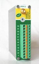 Arm-d&da - modem radio 868 mhz digital / ana - 2 e/s tor + 1 e/s ana