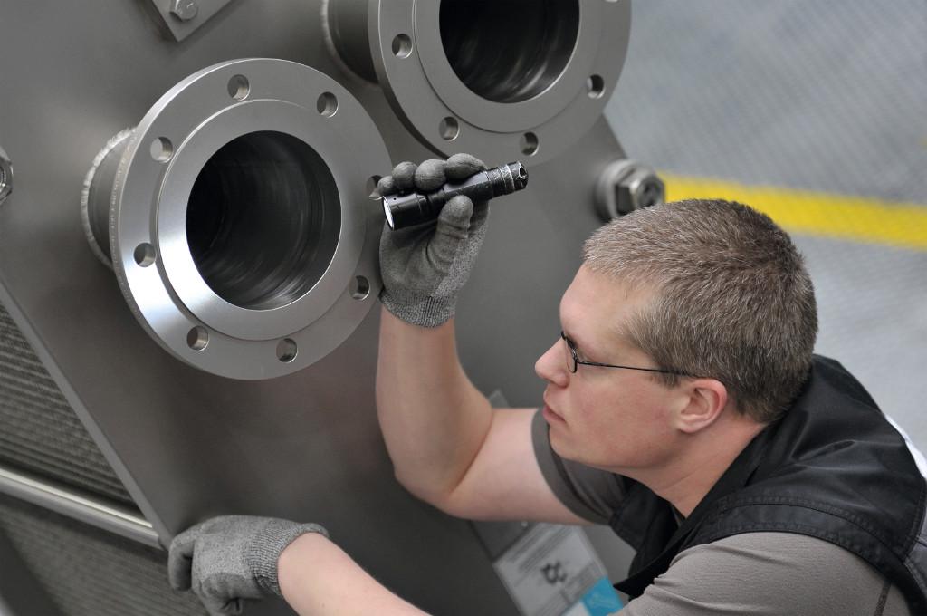 Maintenance échangeur de chaleur à plaques kelvion