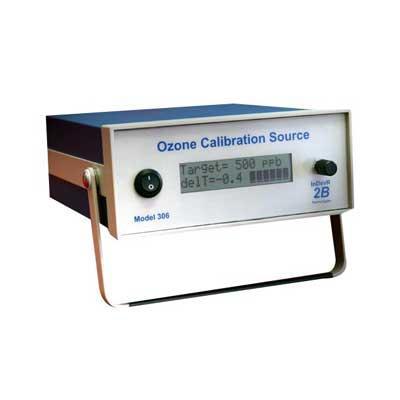 Source de calibration portable ozone : 306