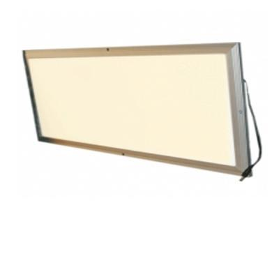 panneau lumineux led blanc chaud 30 x 120 cm comparer les. Black Bedroom Furniture Sets. Home Design Ideas
