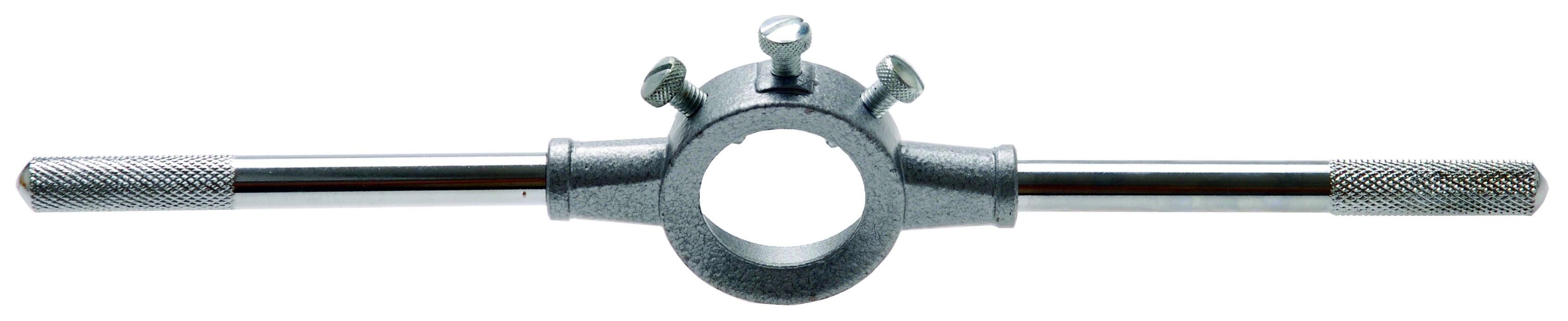 Porte filière support de filière à main 20x7mm de M4 à M6 Richmann C9041