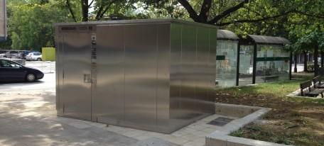 toilettes accessibles mixte. Black Bedroom Furniture Sets. Home Design Ideas