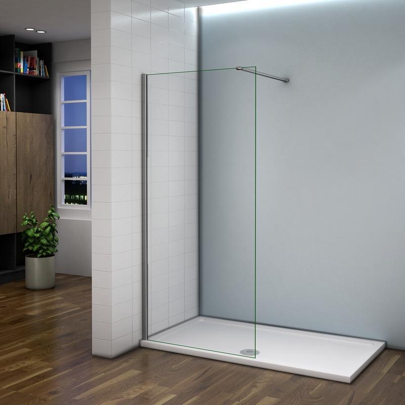 Paroi de douche en verre tous les fournisseurs de paroi - Nettoyer paroi de douche ...