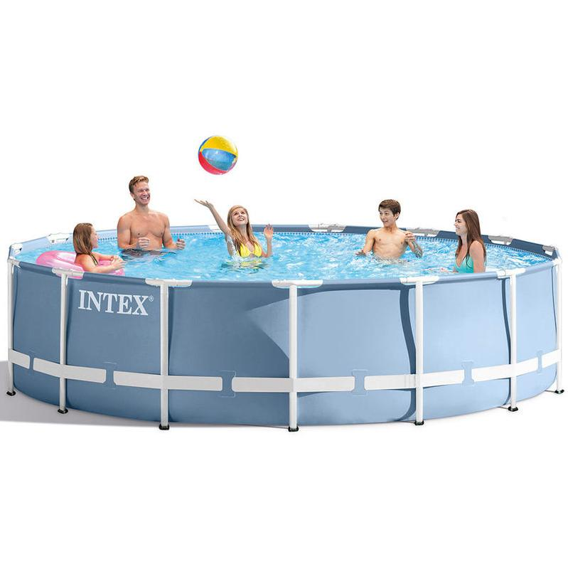 piscines intex achat vente de piscines intex comparez les prix sur. Black Bedroom Furniture Sets. Home Design Ideas