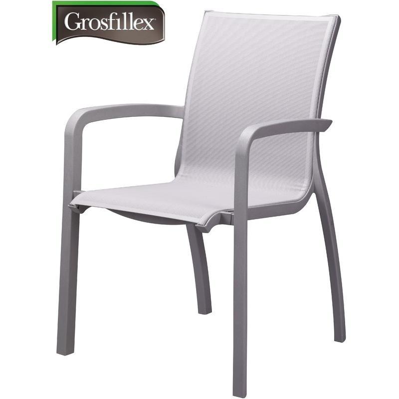 Chaise de jardin en toile tous les fournisseurs de for Chaise longue jardin grosfillex