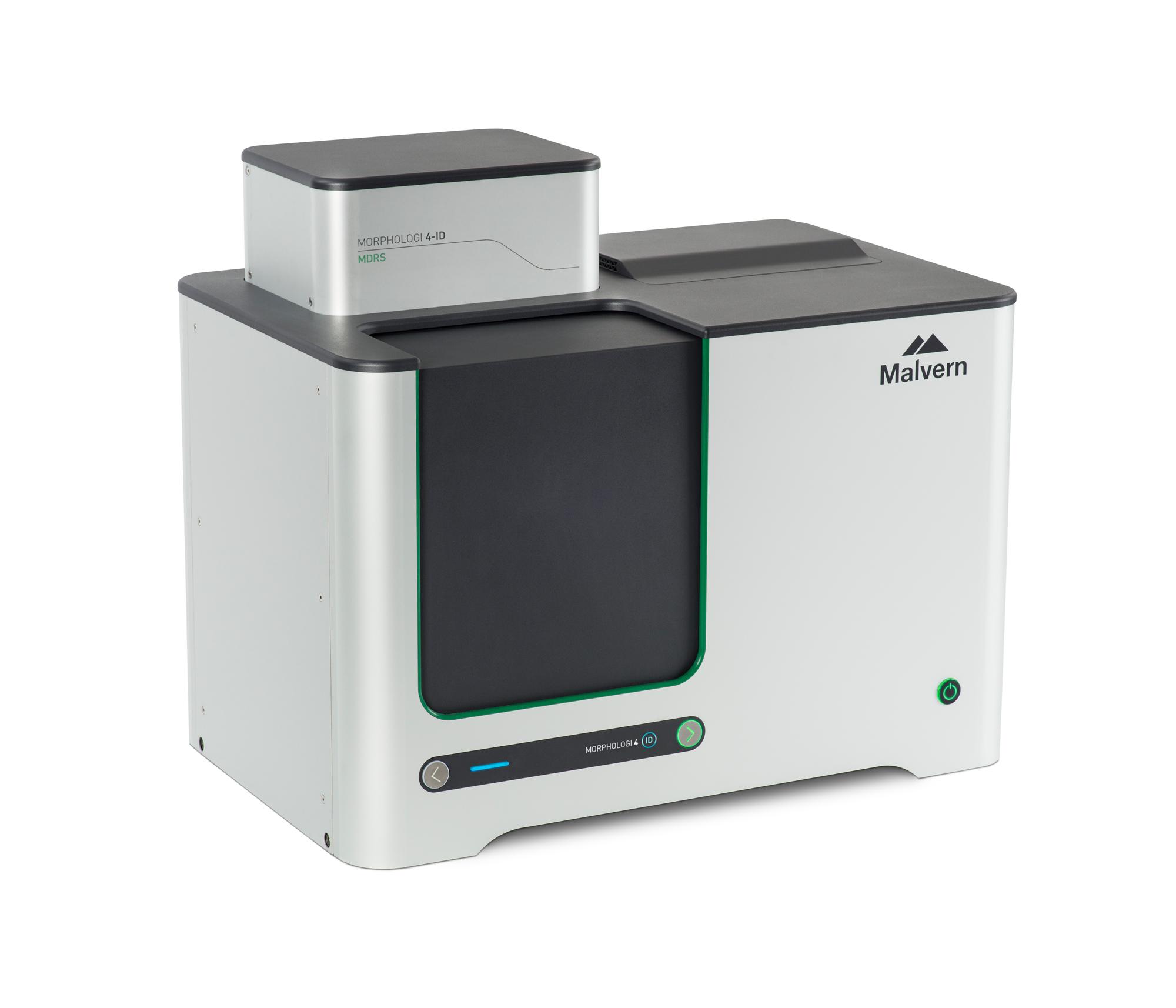 Analyseur de particule morphologi g4 et g4-id