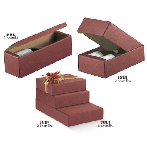 dimension carton 6 bouteilles de vin. Black Bedroom Furniture Sets. Home Design Ideas