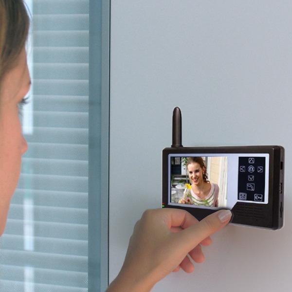 interphone sans fil ematronic achat vente de interphone sans fil ematronic comparez les. Black Bedroom Furniture Sets. Home Design Ideas