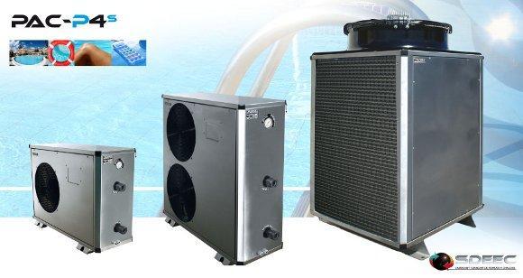 Pompes a chaleur aerothermiques tous les fournisseurs for Pac piscine silencieuse