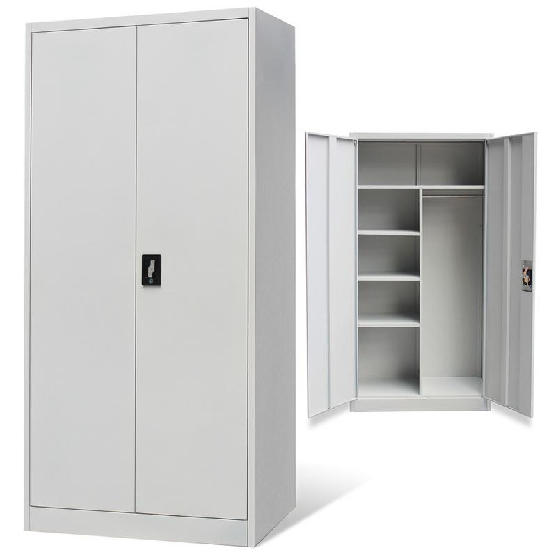 armoire d 39 atelier m tallique achat vente armoire d. Black Bedroom Furniture Sets. Home Design Ideas