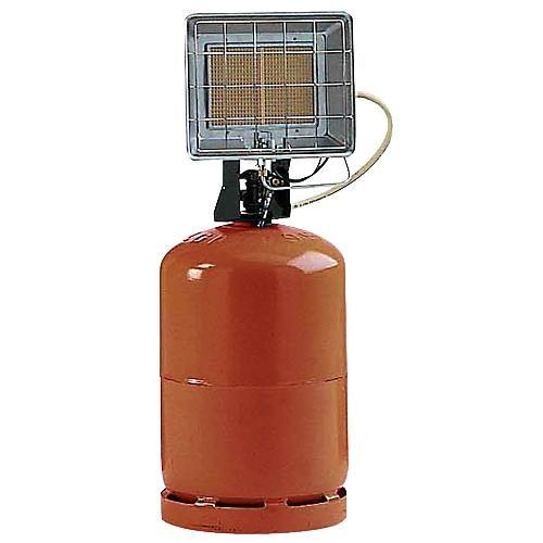 Chauffage radiant gaz sovelor achat vente de for Radiateur a gaz naturel