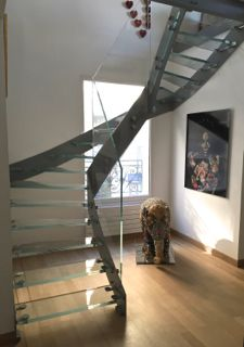 escaliers tournants tous les fournisseurs escalier tournant bois escalier tournant acier. Black Bedroom Furniture Sets. Home Design Ideas