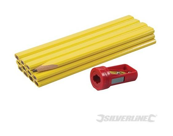 taille crayon de chantier