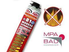 Mousse expansive coupe feu pour pistolet m1 611 alfa - Mousse expansive coupe feu ...