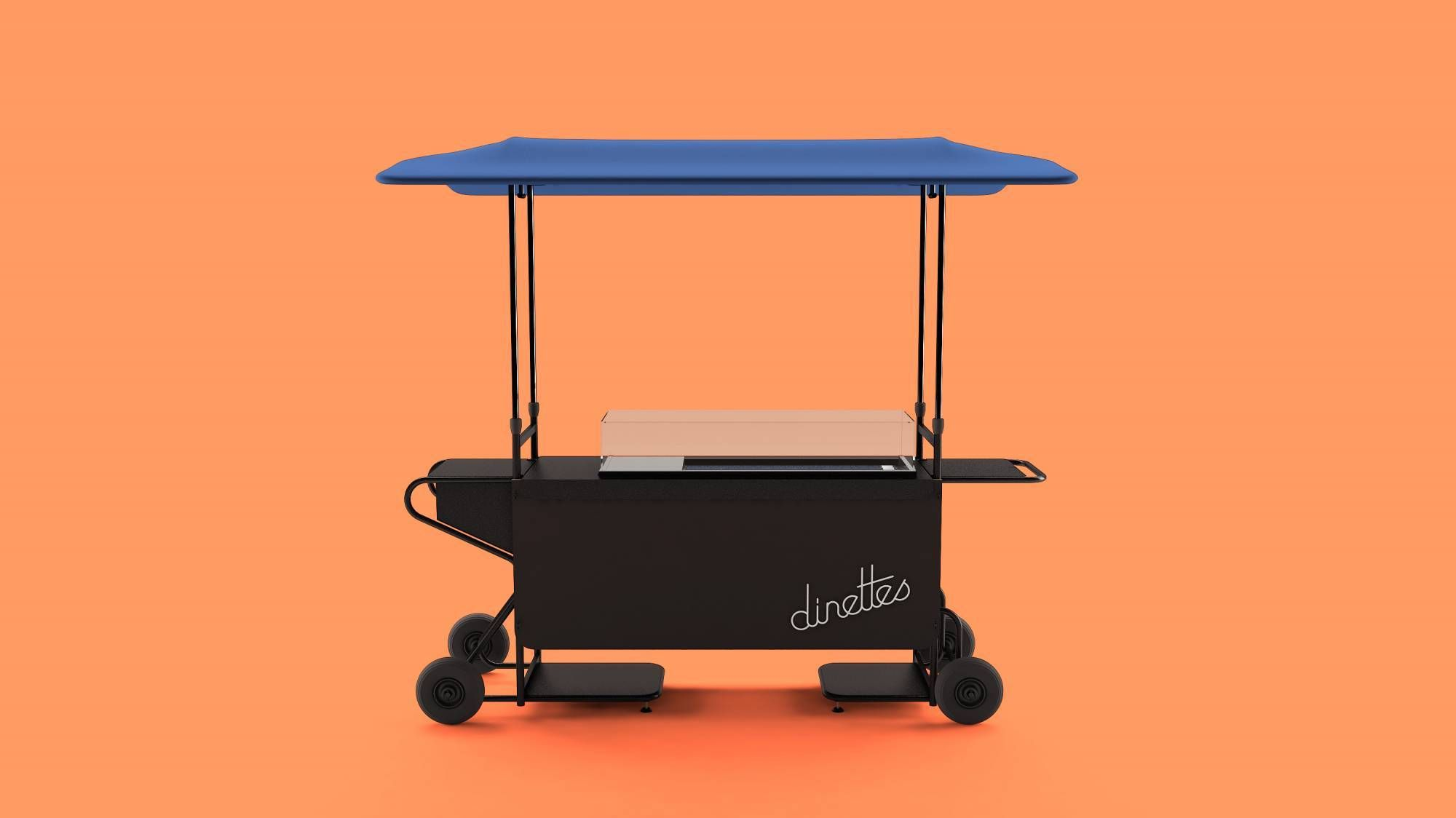 STAND DINETTES FROIDE (CHARIOT, KIOSQUE